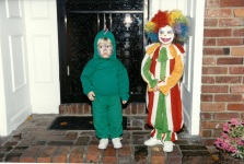 My Childhood Halloween Memories
