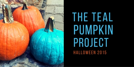 Halloween Blog Post on The Teal Pumpkin Project by Blair Mize, RD