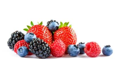 berries, brain food, antioxidants